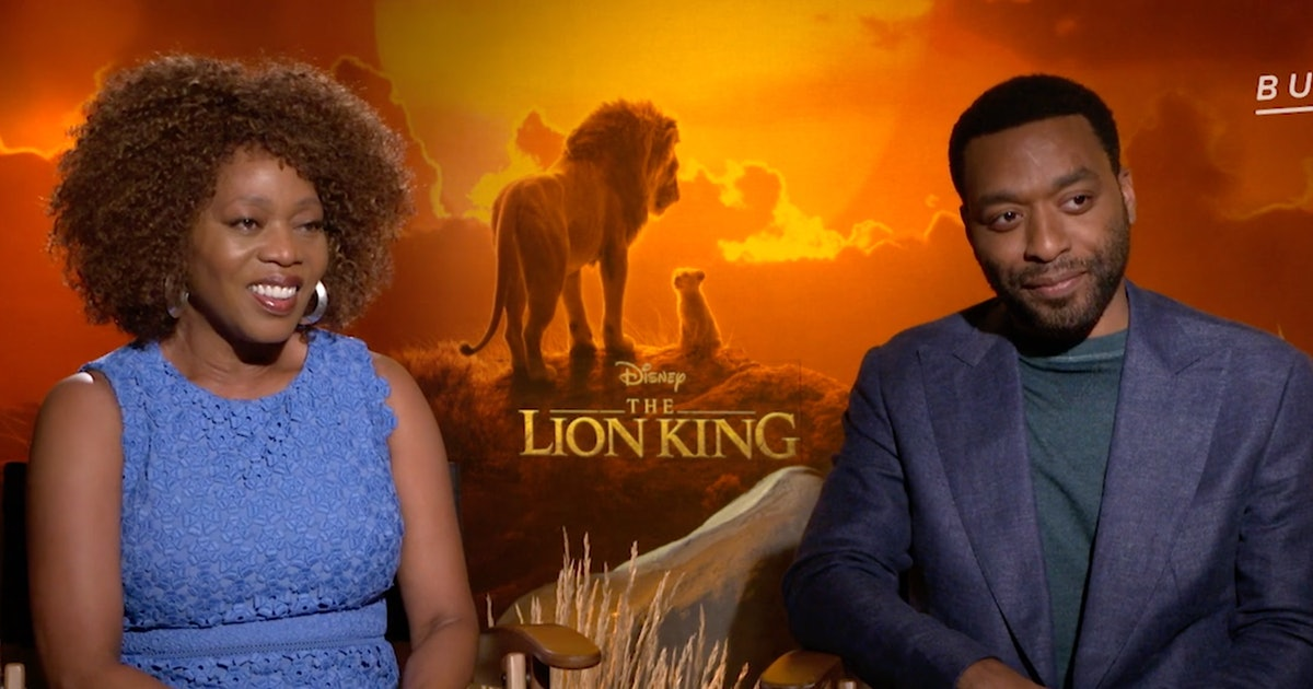 The 'The Lion King' Cast Gets Quizzed On Classic Disney Lyrics — VIDEO