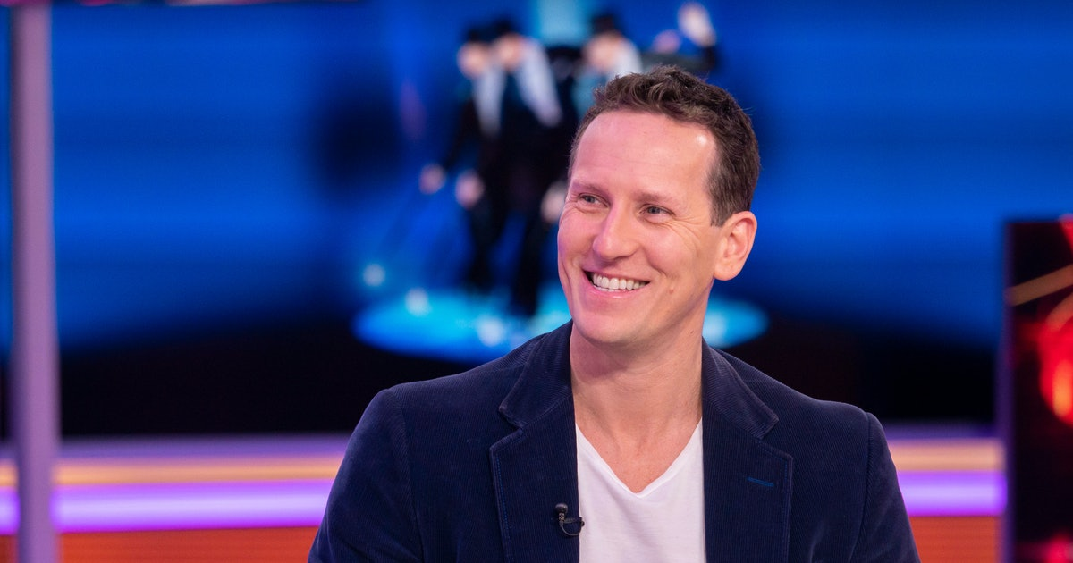 Will Brendan Cole Be On 'The Celebrity X Factor'? New Reports Suggest He's Joined A Boy Band