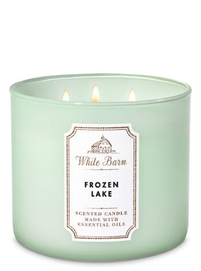 Frozen Lake 3-Wick Candle