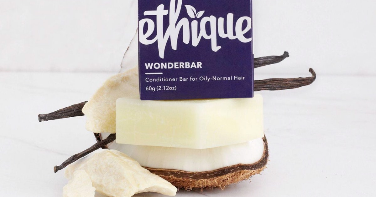 Target's Ethique Bath Products Are Zero-Waste & You'll Want ALL Of The Innovative Items