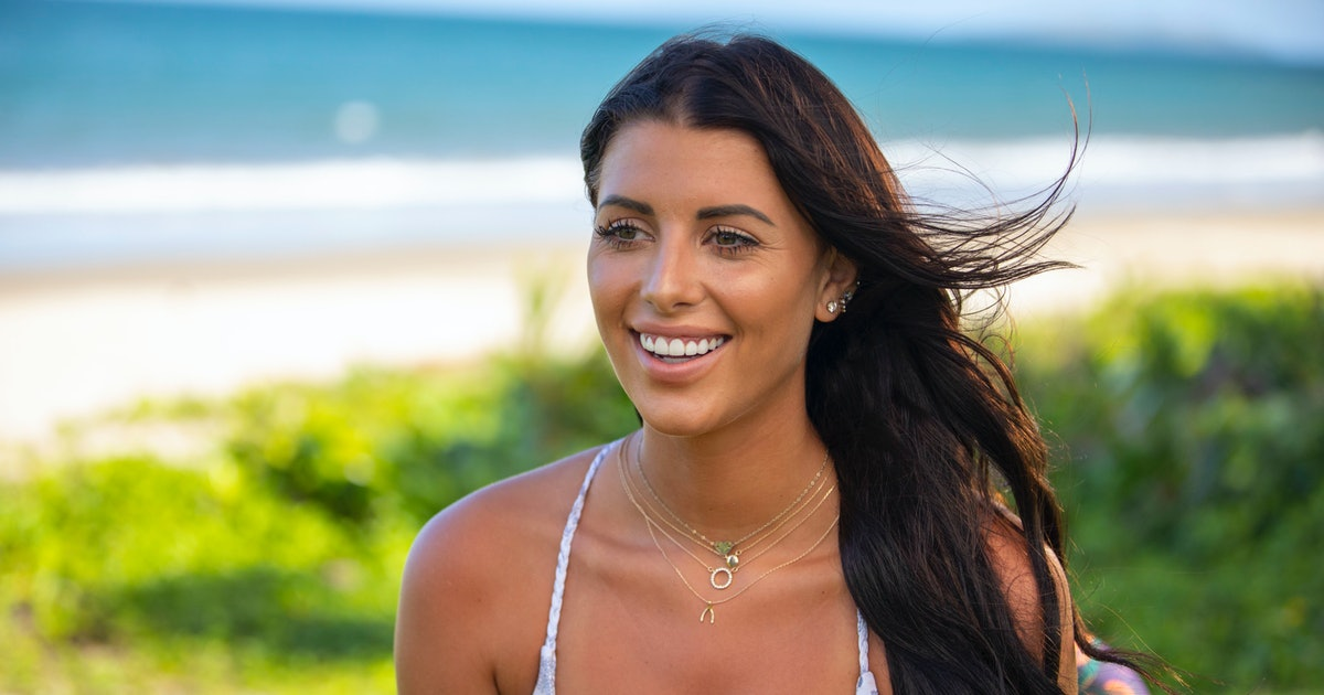Who Is Christen McAllister From 'Love Island' U.S.? She's Sure To Bring The Heat To The Villa