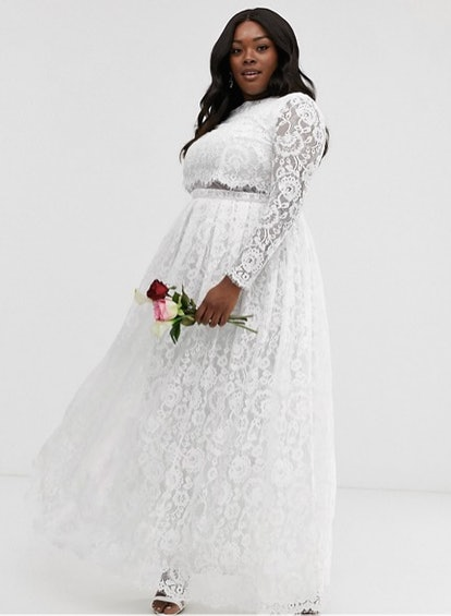 25 Best Plus Size Wedding Dresses Under 300 Because What You Wear Shouldn T Have To Cost A Month S Rent,Wedding Guest White African Dresses For Church