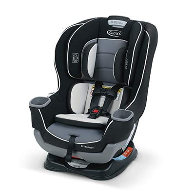 Extend2Fit Convertible Car Seat, Gotham