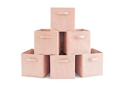 Storage Cube Basket Bins