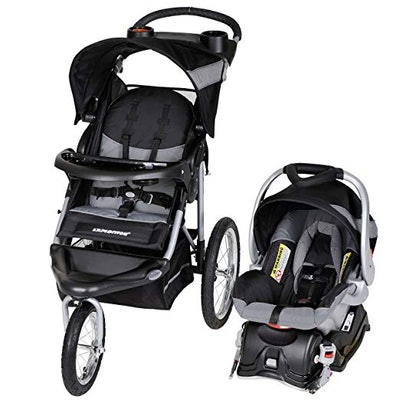 Expedition Jogger Travel System, Millennium White