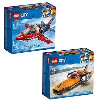 LEGO City Great Vehicles City Great Vehicles Bundle Building Kit