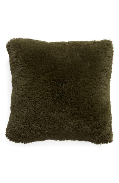BP. Shaggy Plush Accent Pillow