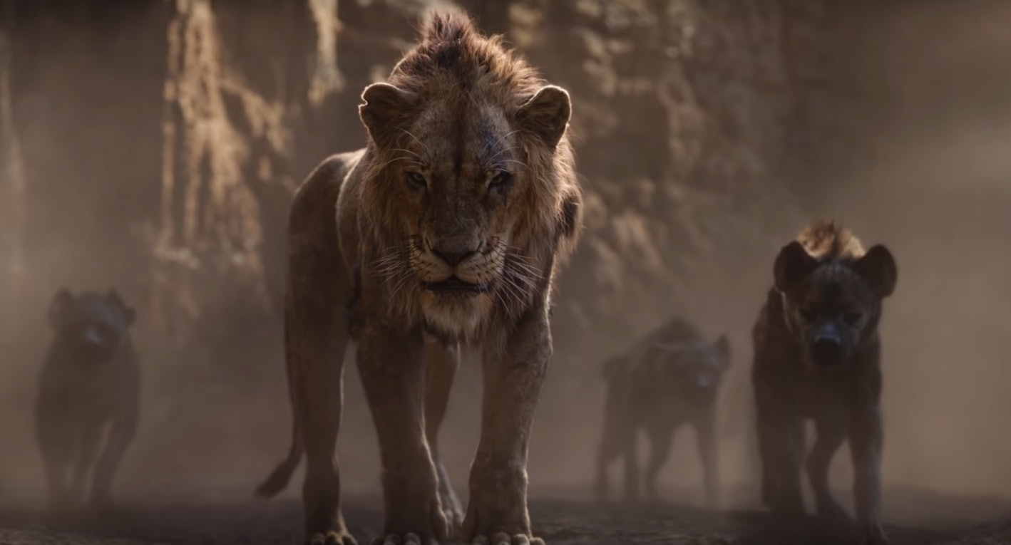 Be Prepared In The New Lion King Makes Scar S Big Number Almost Unrecognizable