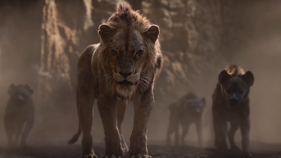 Image result for lion king  be prepared 2019