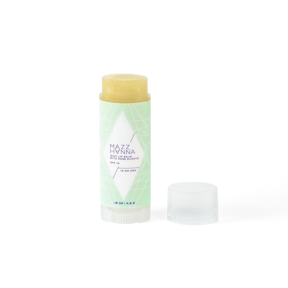 Rose Quartz Infusion Mint Lip Balm SPF 15