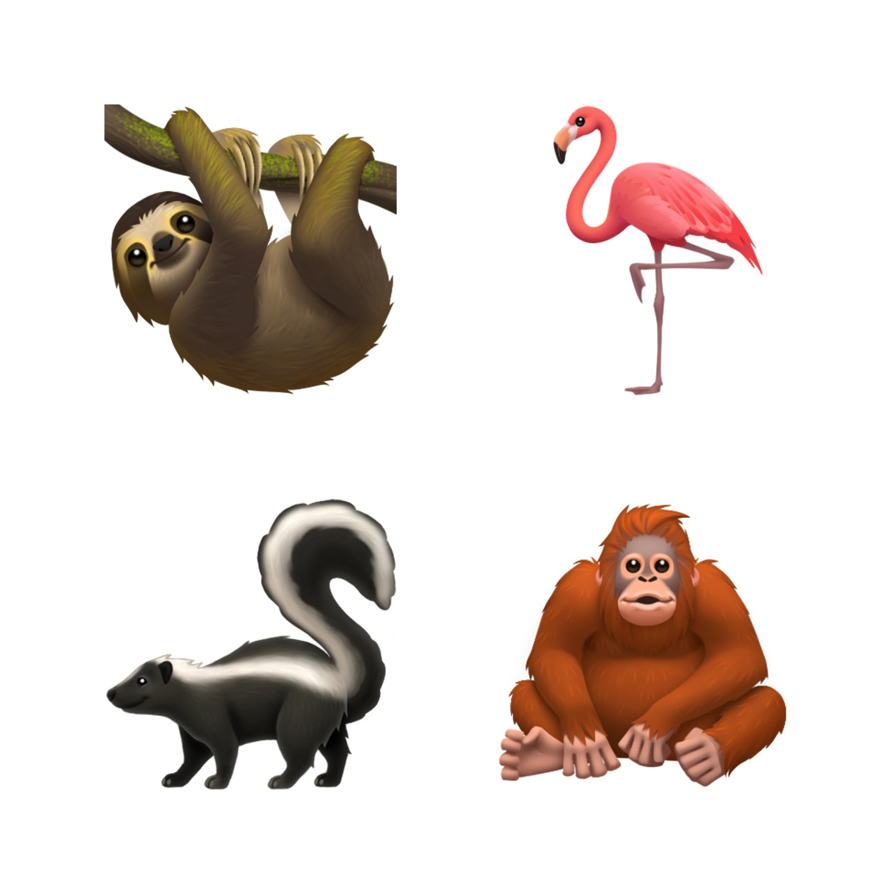 New emojis to be released by Apple and Google for 2019