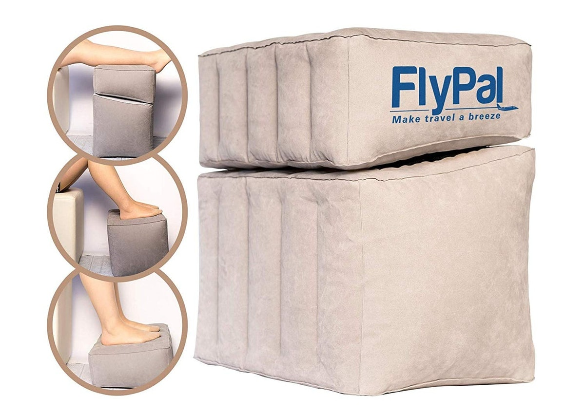 FlyPal Inflatable Footrest