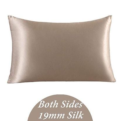 ZIMASILK 100 Percent Silk Pillowcase