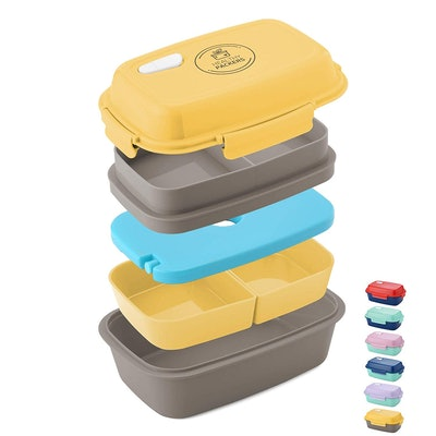 Leak-Proof Ultimate Bento Box With Ice Pack