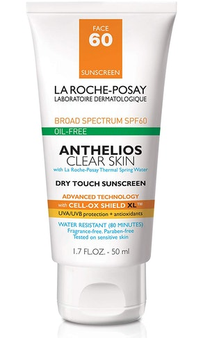 La Roche-Posay Anthelios Clear Skin Sunscreen, SPF 60