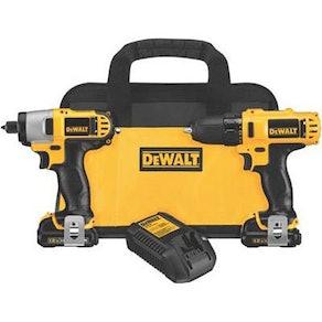 DeWalt 12-Volt Lithium Drill Driver Combo Kit