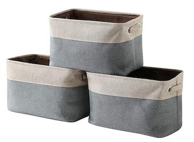 HOKEMP Large Foldable Storage Bins
