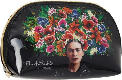 Frida Kahlo by Ulta Beauty Cosmetic Bag