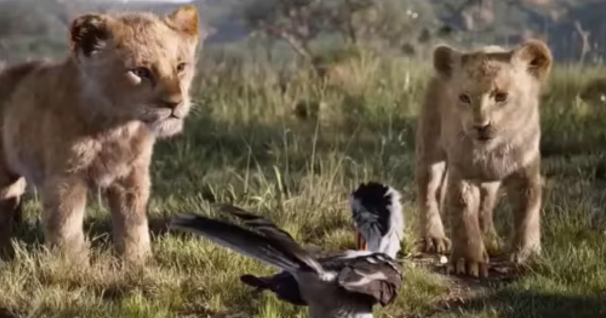 Who Voices Young Nala In 'The Lion King?' Shahadi Wright Joseph Has An Impressive Résumé