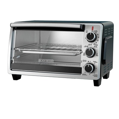 Black + Decker TO1950SBD 6-Slice Convection Countertop Toaster Oven