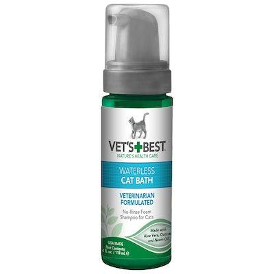 Vet's Best Waterless Cat Bath
