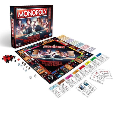 Monopoly 'Stranger Things' Edition