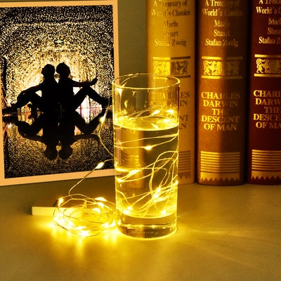 SanGlory Rechargeable String Lights (Pack of 2)