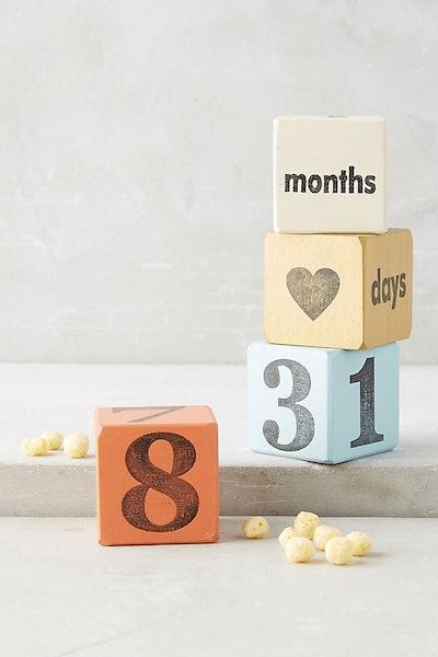 Baby Days Blocks