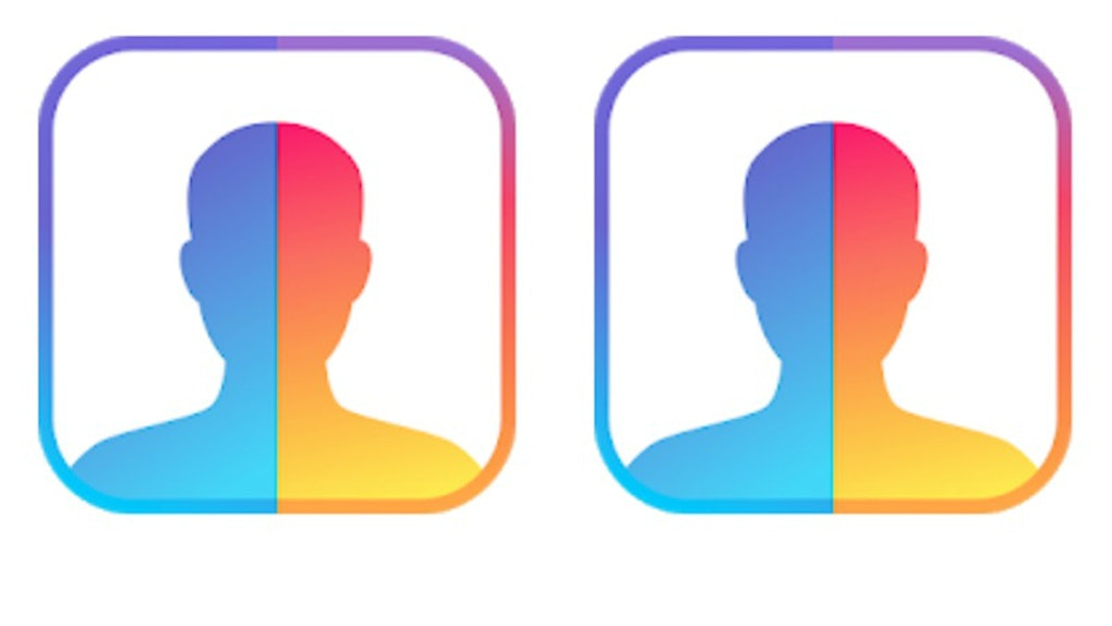 Image result for faceapp logo