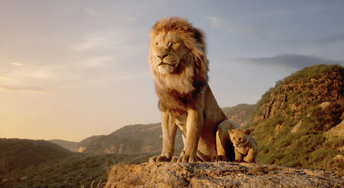who voices mufasa in  u0026 39 the lion king  u0026 39  the casting is a