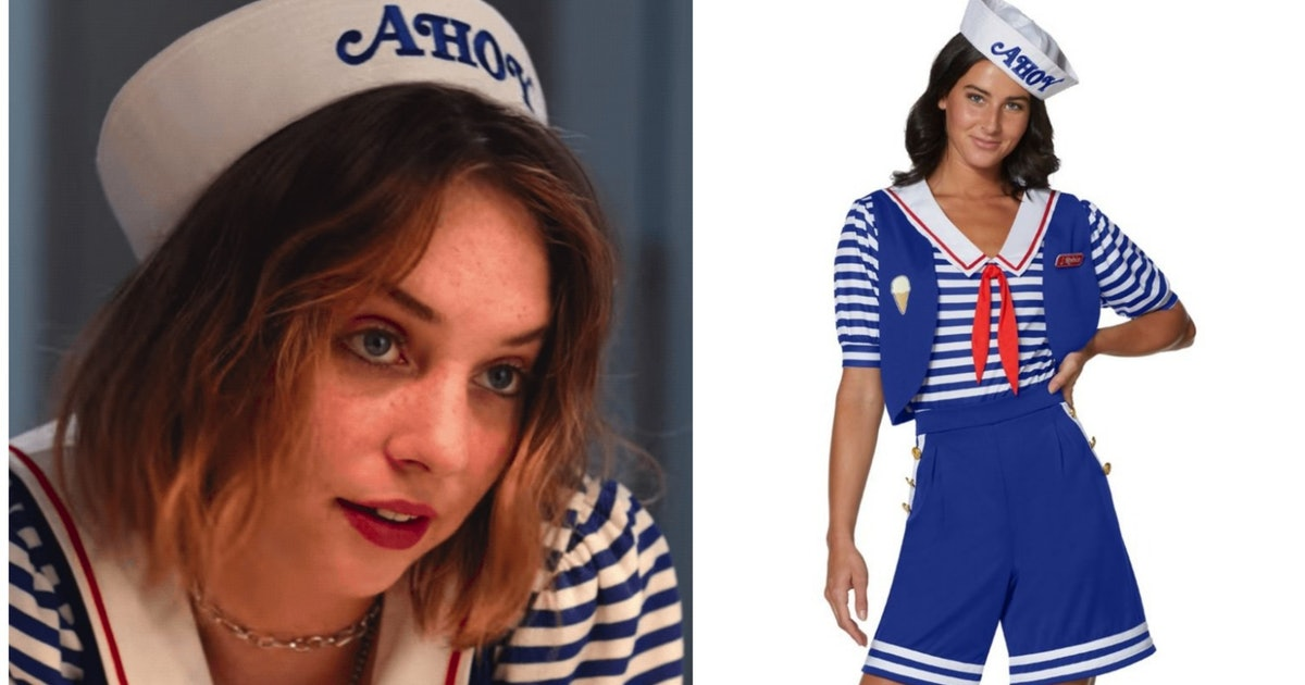 'Stranger Things' Scoops Ahoy Halloween Costumes For Steve & Robin Have Already Arrived