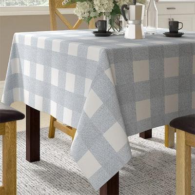 Wymer Check Tablecloth
