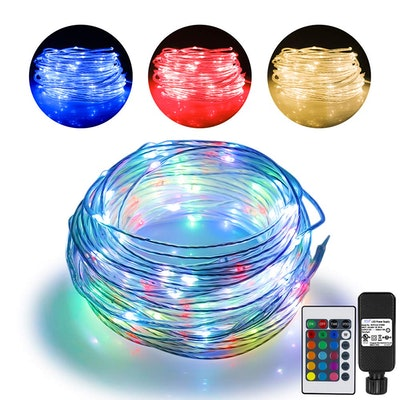 Omika Color-Changing String Lights