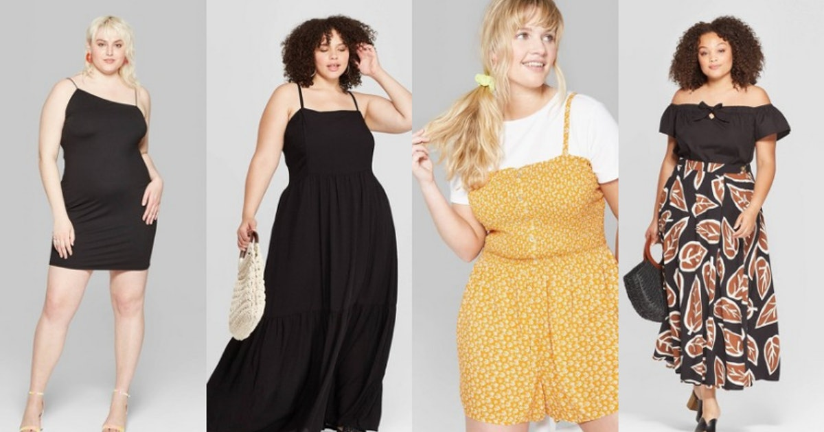 23 Of The Best Plus Size Pieces At Target For Under $50