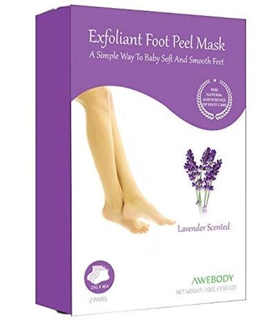 Ulensy Foot Peel Masks (2 Pairs)