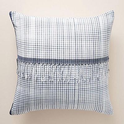Woven Gingham Pillow
