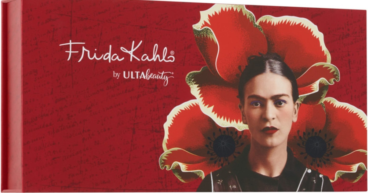 How Much Is Ulta's Frida Kahlo Collection? The Entire Line Is A Super Affordable Ode To Her Birthday
