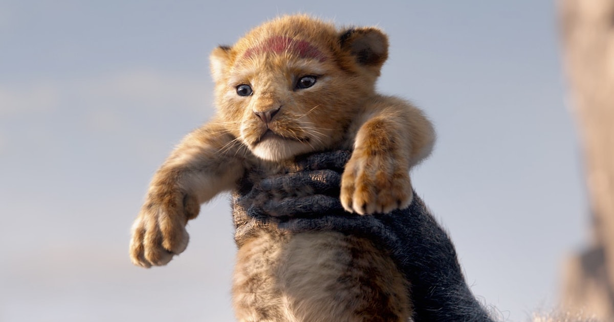 Is 'The Lion King' Appropriate For Kids Under 10? Here's What Parents Need To Know