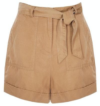 Holly Loves Camel Shorts