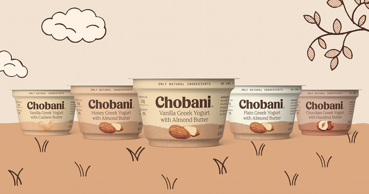This Chobani Nut Butter Yogurt Will Help You Live Your Nutella Breakfast Dreams