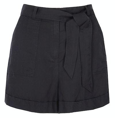 Holly Loves Black Shorts