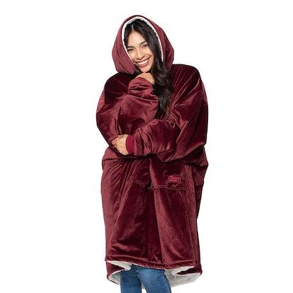 The Comfy Sweatshirt Blanket