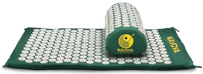 Nayoya Back and Neck Pain Relief Acupressure Mat
