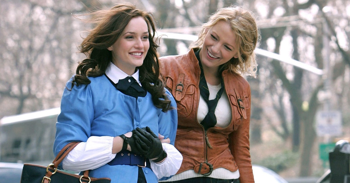 A 'Gossip Girl' Revival Is Officially In The Works At HBO Max