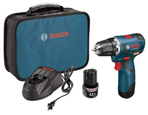 Bosch 12-Volt Max Brushless 3/8-Inch Drill/Driver Kit