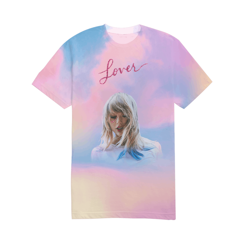 Taylor Swift's 'Lover' Merch Is A Rainbow Of Pastels PERFECT