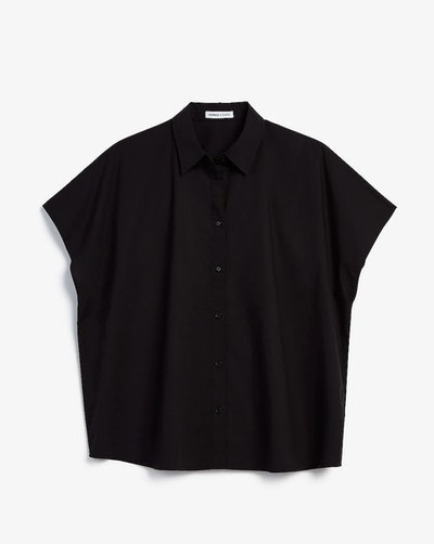 Short Sleeve Menswear Shirt