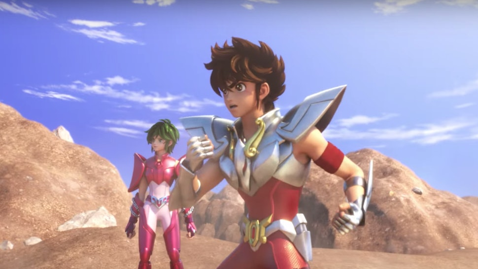 Will 'Saint Seiya' Return For Season 2? There Are Decades Of
