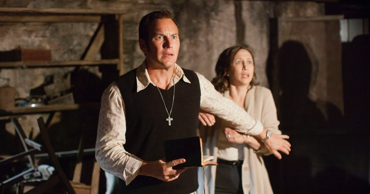 The House That Inspired 'The Conjuring' Was Sold & The New Couple Insists It Is Haunted