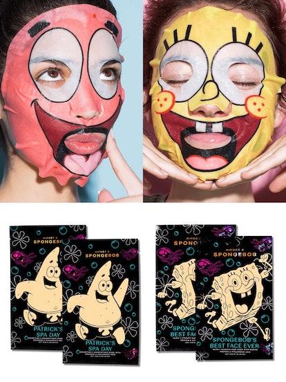 Best Friends Mask 4-Pack